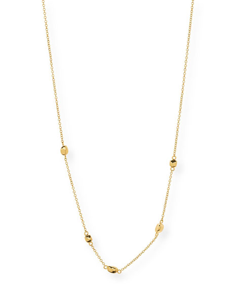 Avery Bead Station Necklace