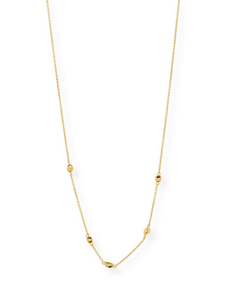 gorjana Avery Bead Station Necklace