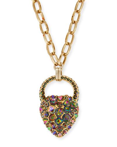 Nina Long Pendant Necklace