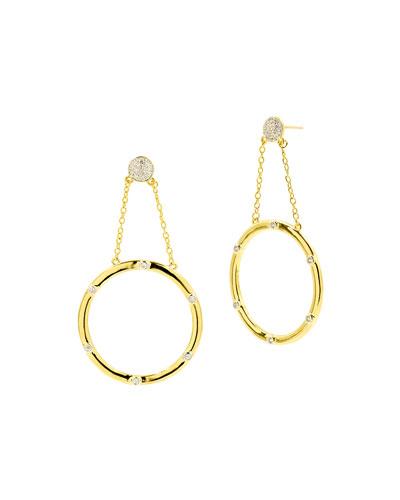 Radiance Large Drop Earrings