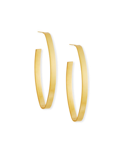 Maya Hoop Earrings