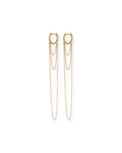 Elmar Chain Drop Earrings