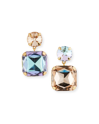 Clarah Stone Drop Earrings