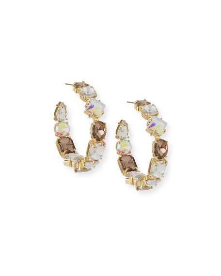 BaubleBar Isadora Small Hoop Earrings
