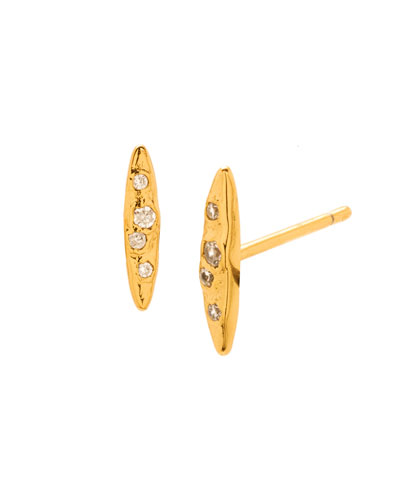 Collette Cubic Zirconia Marquise Earrings