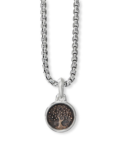 Extra-Small Tree of Life Amulet w/ Bronze