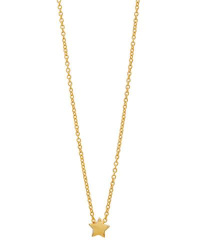Adjustable Star Pendant Necklace