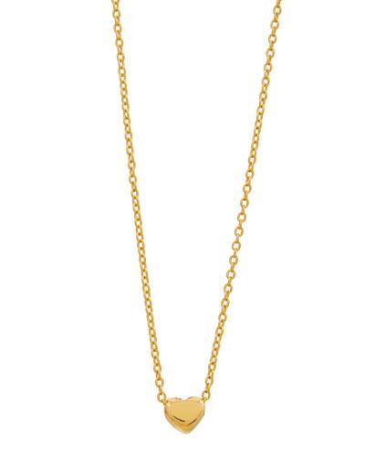 Adjustable Heart Pendant Necklace