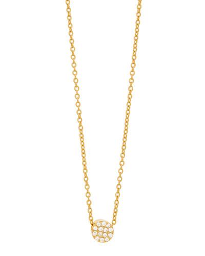 Pristine Adjustable Cubic Zirconia Necklace
