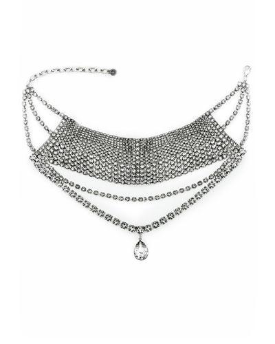 Remi Crystal Choker Necklace
