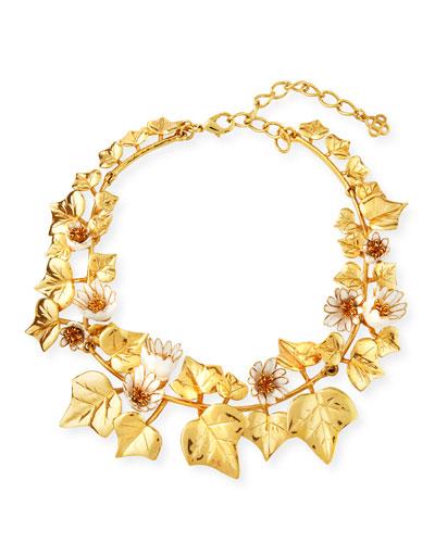 Ivy Station Necklace