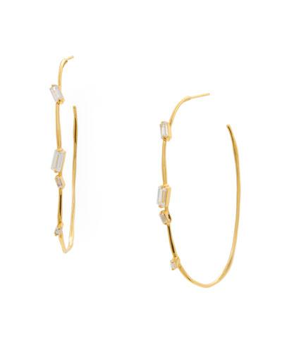 Amara Hoop Earrings