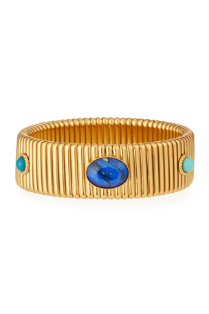 Gas Bijoux Strada Flexible Bangle Bracelet