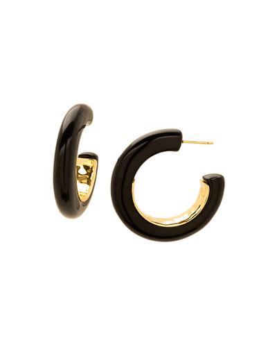 Irina Statement Hoop Earrings