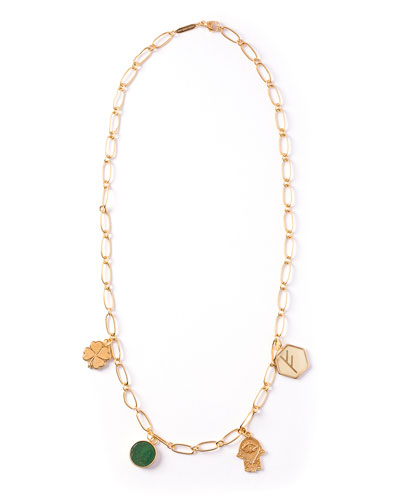 Luck Charm Necklace