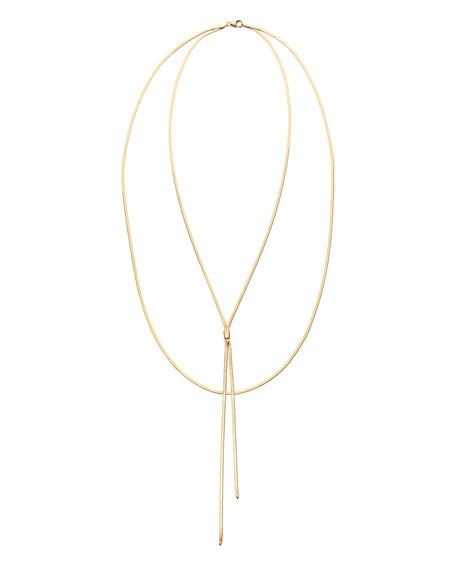 Lana Accessories LIQUID GOLD BLAKE NECKLACE