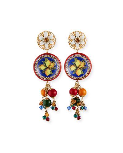 Carretto Dangle Earrings