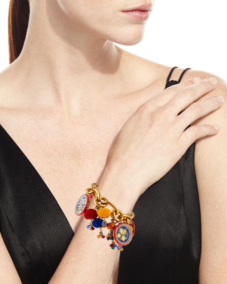 Dolce & Gabbana Carretto Charm Bracelet