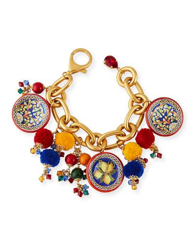 Carretto Charm Bracelet