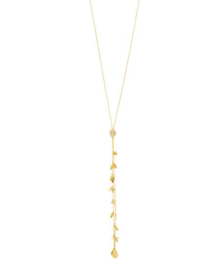 Gorjana Jewelry LUCA LARIAT NECKLACE