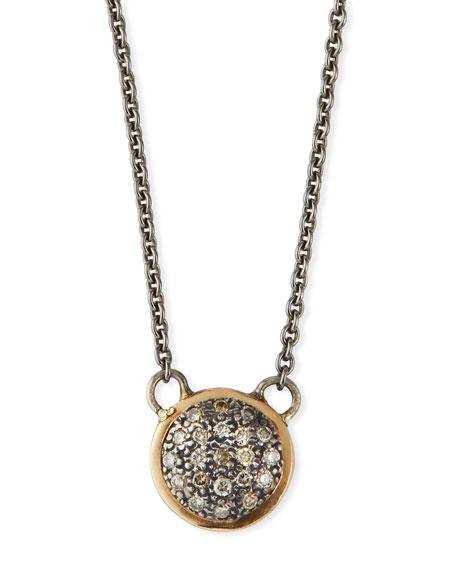 Armenta Cuento Diamond Pave Pendant Necklace