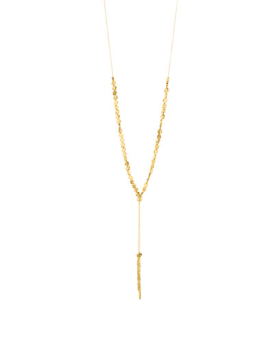 Chloe Adjustable Y-Drop Necklace