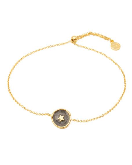 Gorjana Accessories ENAMEL STAR COIN BRACELET