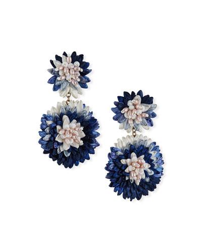 Scarlett Drop Earrings