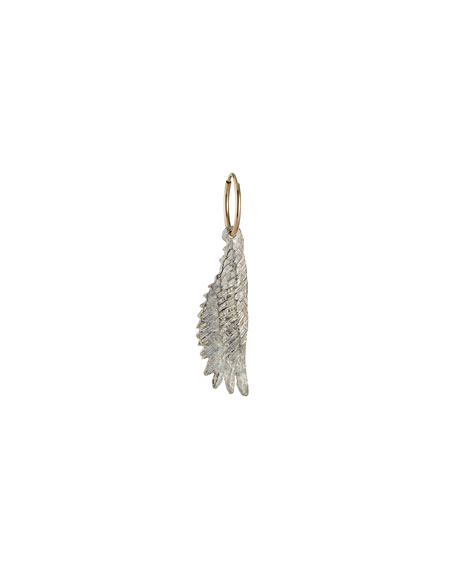 Lee Brevard Icarus Wing Earring, Single