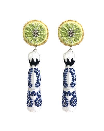Tequila Dangle Earrings