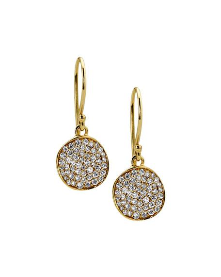 Ippolita Stardust Diamond Drop Earrings