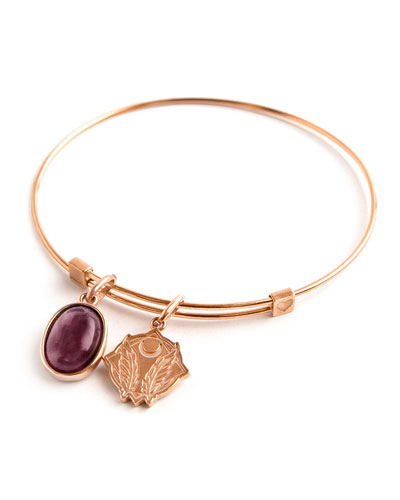 Strength & Protection Charm Bracelet