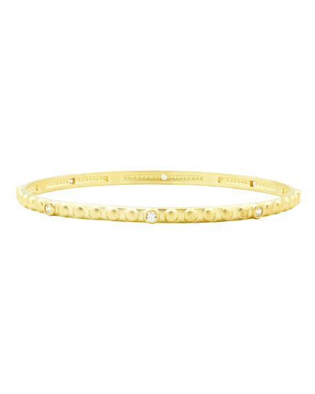 Freida Rothman Harmony Single Slide Bangle