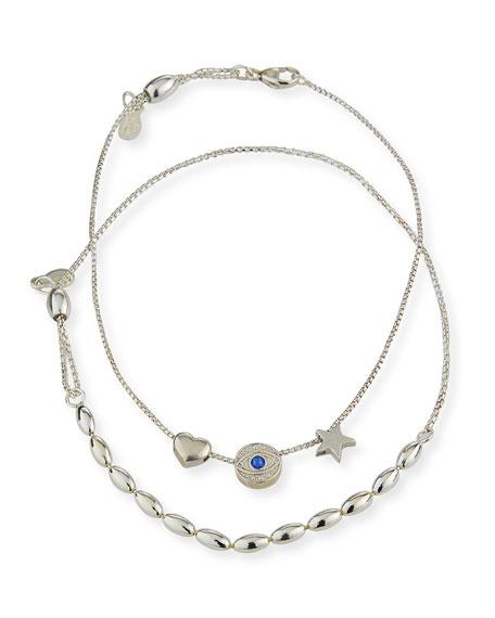 Alex and Ani Strength & Protection Bracelets, Set of 2