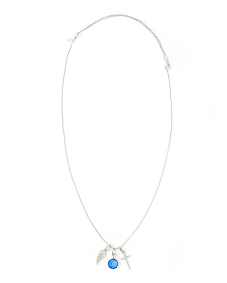 Alex and Ani Strength & Protection Pendant Necklace