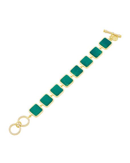 Freida Rothman Harmony Stone Line Bracelet