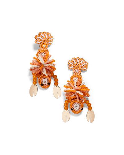Amazon Drop Earrings