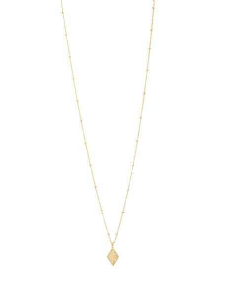 gorjana Cortez Diamond Pendant Necklace