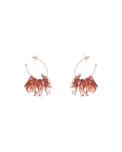 Mini Lola Hoop Earrings