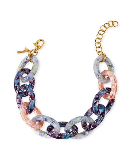 Lele Sadoughi Cable-Link Necklace