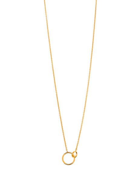 gorjana Wilshire Interlocking Necklace
