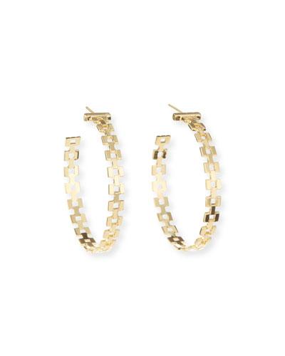 Portia Hoop Earrings