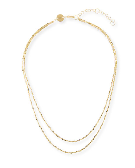 Jennifer Zeuner Astek 2-Chain Necklace