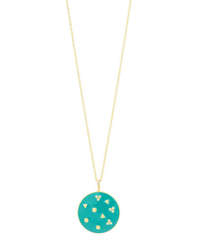 Harmony Large Pendant Necklace