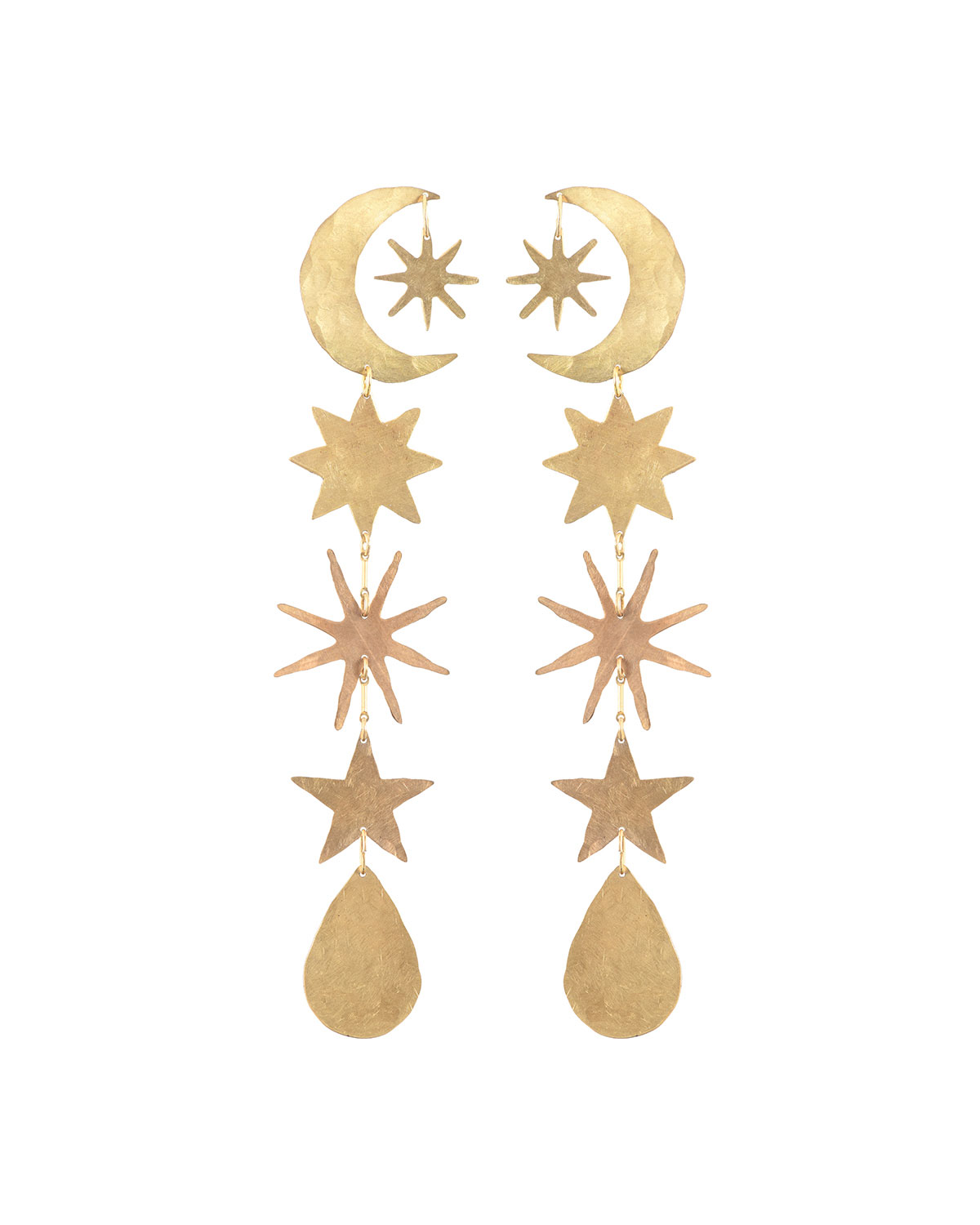 We Dream in Colour Hour-Long Celestial Earrings
