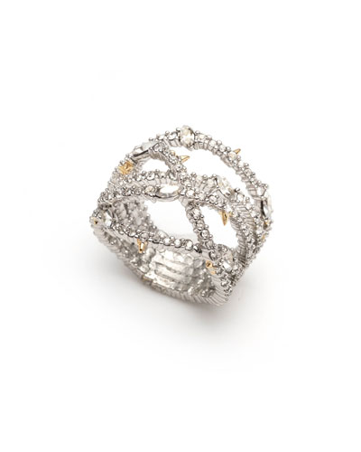 Pave Orbiting Ring