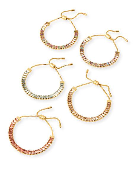 BaubleBar Alidia Bracelets, Set of 5