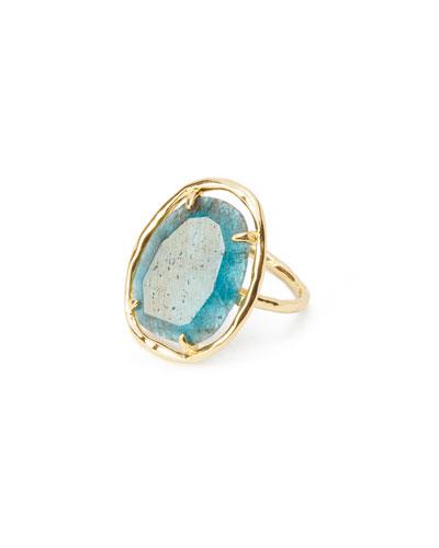 Riviera Stone Ring  Size 6-8