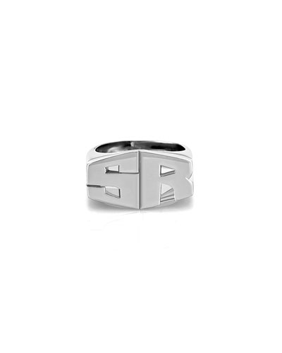 Kent Initial Ring  Size 3-10
