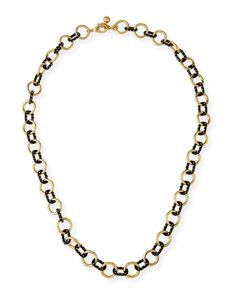 Lulu Frost Trafero Messenger Necklace